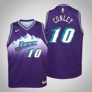 Women Utah Jazz Mike Conley Jersey